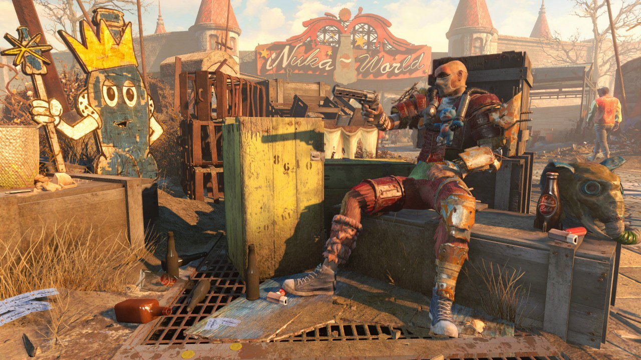 В интервью  IGN, Пит Хайнс не исключил выход новых DLC Fallout4