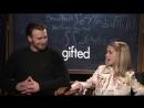 Интервью Криса и МакКенны для «ScreenSlam»