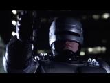 в оригинальной версии фильма Робокоп 1987 г. цензуры сцена с бандой насильников, которым Робокоп отстреливает яйца и писюны.