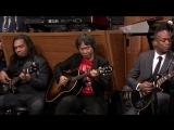 Shigeru Miyamoto and The Roots Perform Super Mario Bros. Theme