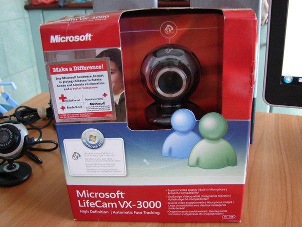 Microsoft lifecam vx 3000 driver windows 10 download