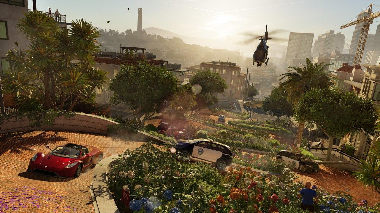 Скриншот игры Watch_Dogs 2