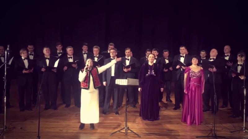 Відеофрагменти з новорічного концерту Різдвяна Феєрія
