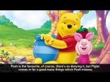 Winnie-the-pooh. Introduction. Уроки с Мариной Русаковой
