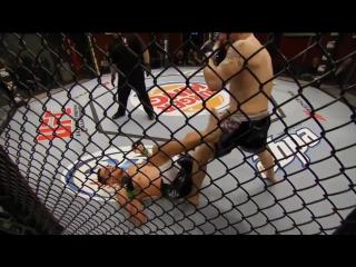 Tony Ferguson's Upkick KO on TUF
