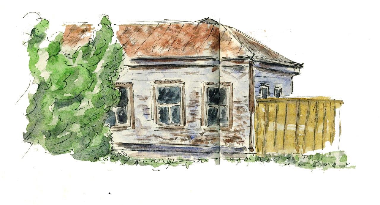 Дом на Соборке