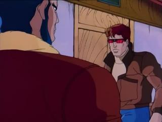 Люди Икс / X-Men (1992) 1 сезон: 3 серия На сцену выходит Магнит / Enter Magneto