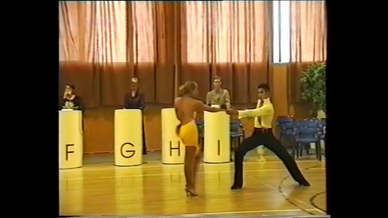 Светлана Турилова и Самир Алли (архив от 26.05.2002г.)