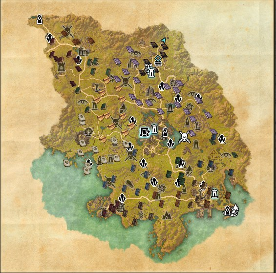 Gateway to the future DLC location TENMAR. — Elder Scrolls Online