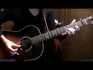 Kana-Boon - Silhouette -Guitar