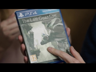 The Last Guardian - Living With Trico TV Commercial