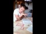 Волшебное превращение грибов в огурцы  (6 sec)