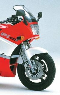 Kawasaki Gpz 400 R вконтакте