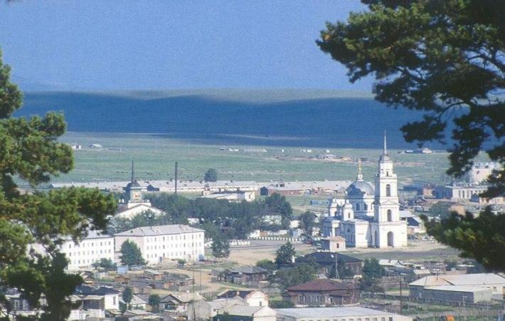 Кяхта - столица Великого чайного пути