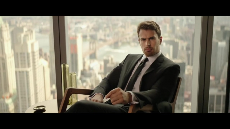 BOSS THE SCENT for Him The new film with Theo James Anna Ewers 1