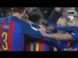 Lionel Messi Amazing Free Kick Goal - Barcelona vs Athletic Bilbao 3-1 - Copa del Rey 11-01-2017 HD