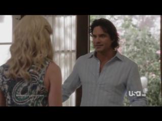 Mario Cimarro Necessary Roughness 2012 22 augost 2 season 10 episode Double Fault (2012)