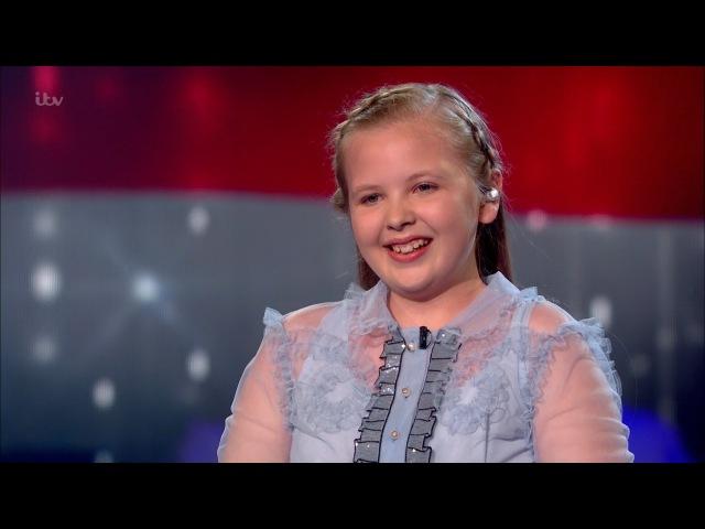 Beau Dermott Britain's Got Talent 2016 Final