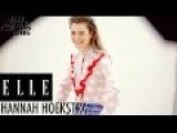 ELLE Personal Style Award-genomineerde Hannah Hoekstra