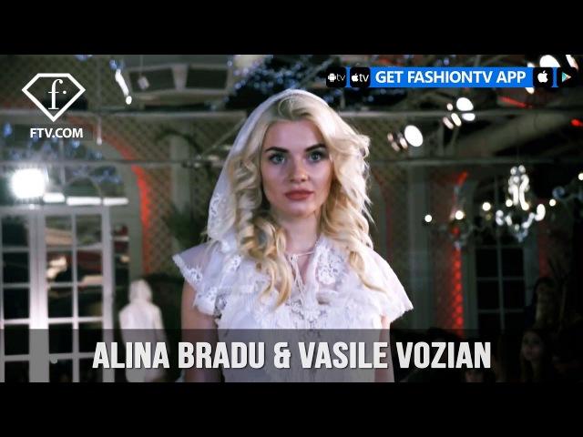 Odessa Fashion Week - Alina Bradu Vasile Vozian | FTV.com