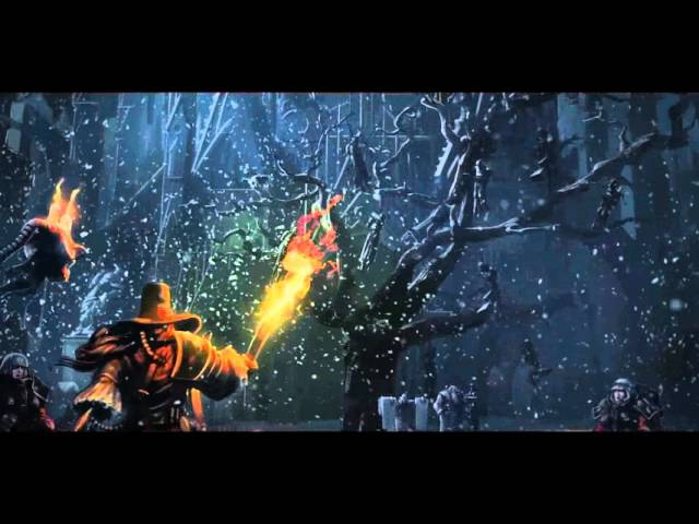 Battlefleet Gothic Armada - Exterminatus Cut Scene