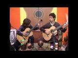 La cumparsita por el Duo Siqueira Lima.