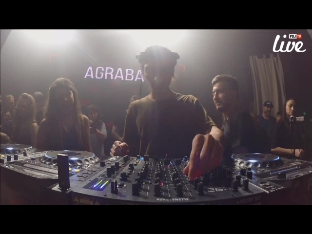 PDJTV LIVE - Agraba @Epizode official afterparty (Бессонница)