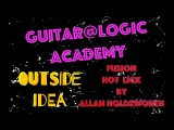 Fusion Hot lick by Allan Holdsworth GL@