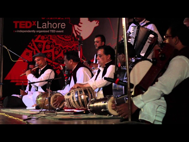Pink Panther/Take Five Rendition By A Pakistani Jazz Orchestra | Sachal Jazz Orchestra | TEDxLahore
