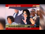 Michael Jackson  Victory Day - June 13, 2005  The Final Verdict You Must See That !!!