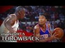 Michael Jordan vs Isiah Thomas Christmas Battle 1990.12.25 - Thomas With 24, 10 Ast, MJ With 37 Pts!