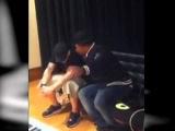 Eminem &amp Obie Trice In The Studio Creating Richard