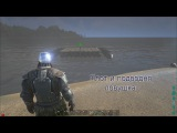 ARK Survival Evolved! The Island! Строим плот + подводную ловушку !!!
