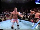 Sting Brian Pillman vs Rick Rude Steve Austin Saturday Night Jan 8th, 1994