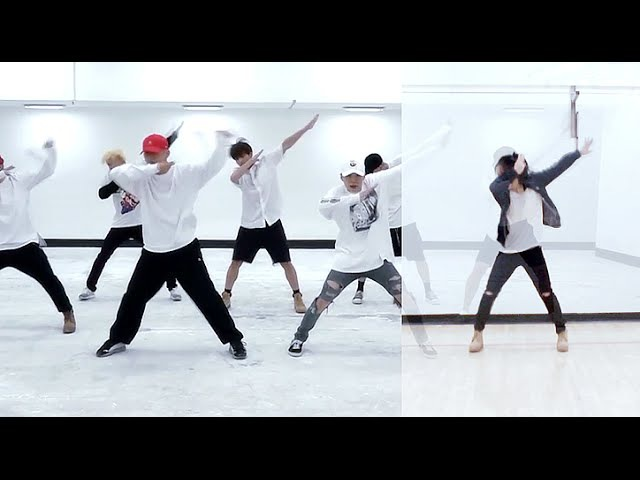 [XTINE] BTS (방탄소년단) - FIRE (FULL Dance Cover) (with Practice Video)