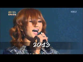 Hyorin - F5 Evolution 2010 ~ 2016