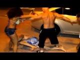 Драка Проституток На Трассе В КРЫМу (Полное Видео) - AVTOBAN