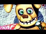 FNAF SFM Five Nights at Freddy`s 3 SONG - Follow me (by TryHardNinja)