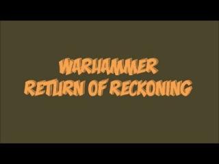 Warhammer Online / Return of Reckoning : Land of the Dead special