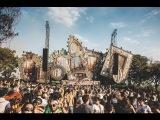 Tomorrowland Brasil 2016  Warp Brothers