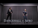 EME ft Wizkid Banky W Roll It dance cover Choreography by Alena Explora and Vlada KLNDBTZ