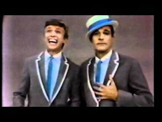 Tommy Steele and Gene Kelly: 'Two of a Kind' -1966