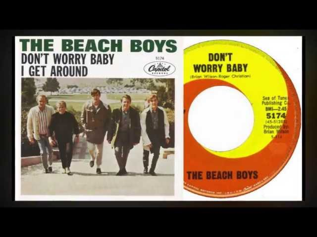 The Beach Boys - Don't Worry Baby (HQ Stereo)