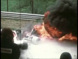 1976 Nurburgirng Niki Lauda's rescue (original 8mm footage)