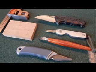Разметочные ножи в столярке