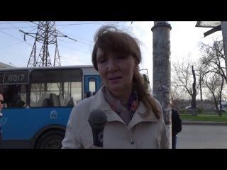 Жители хотят продления троллейбуса №18 по Электролесовской в центр