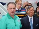 Посол Японії подарував вінницькому військовому шпиталю нове надсучасне медичн
