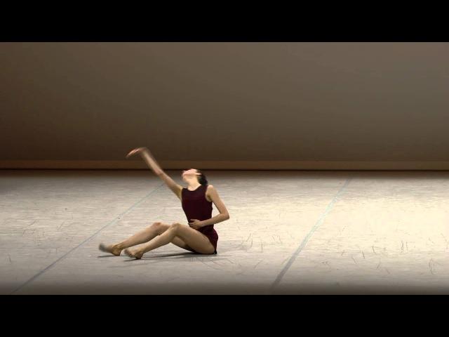 Laura Fernandez Gromova 2015 Prix de Lausanne Selections Contemporary variation