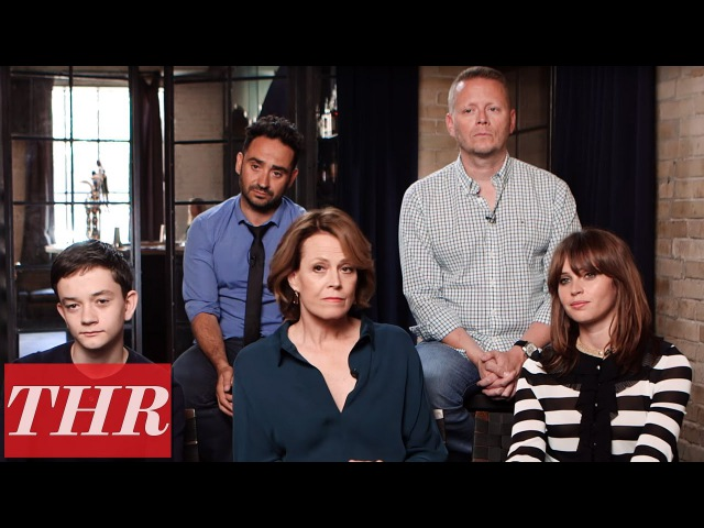 'A Monster Calls' Felicity Jones, J.A. Bayona Brave Enough to Tell the Truth | TIFF 2016