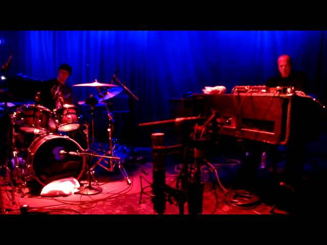 John Medeski, Adam Deitch Skerik 1/5/12 NYC @ Le Poisson Rouge w/ AUDIO UPGRADE